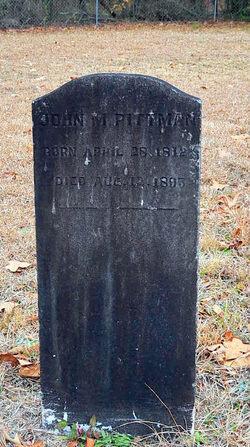 John Moore Pittman