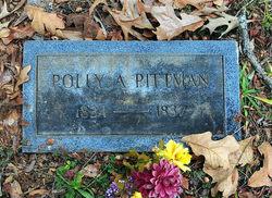 Polly A. Pittman