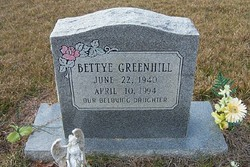 Bettye Greenhill