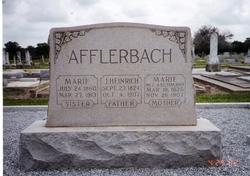 Marie Afflerbach