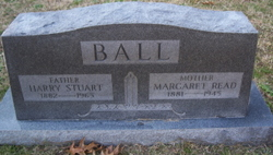 Margaret <i>Read</i> Ball