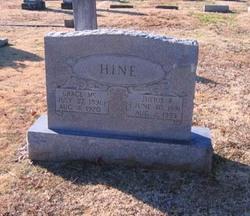 Grace G. <i>McElwee</i> Hine