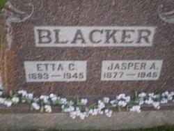 Jasper A. Blacker