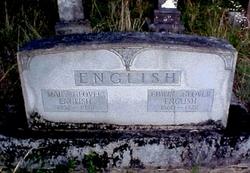 Capt Edwin Glover English