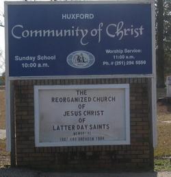 Huxford Community of Christ Cemetery