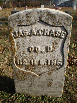 Pvt James A. Chase