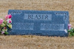 John Arnold Blaser