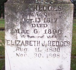 Elizabeth Jane Hedges