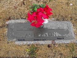 Mary Lanora <i>Tucker</i> Anderson