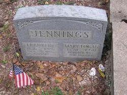 Mary <i>Logan</i> Jennings
