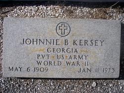 Johnnie Bob Kersey