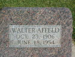 Walter Affeld