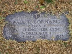 Wade Hampton Cornwell