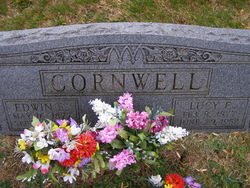 Lucy Frances <i>Arnold</i> Cornwell
