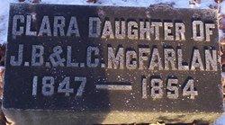 Clara McFarlan