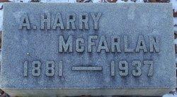 Alfred Harry McFarlan