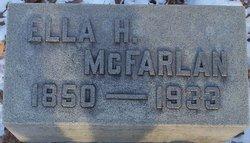 Ella <i>Hughes</i> McFarlan