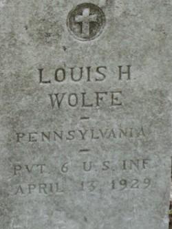 Louis Henry Wolfe