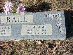 J M Jim Ball