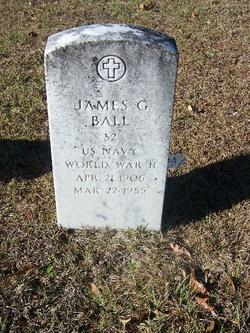 James G Ball