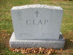 Roselle <i>Lynch</i> Clap