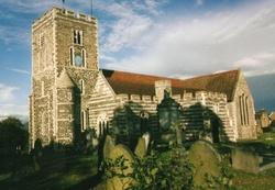 Cliffe, St. Helen Churchyard
