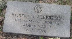 Robert J. Albertson