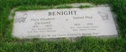 Mary Elizabeth <i>Jackson</i> Benight