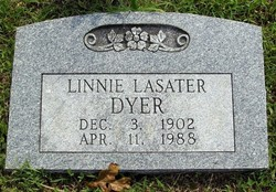 Linnie <i>Lasater</i> Dyer