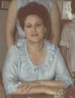 Joyce Geraldine <i>Suttles</i> Allison