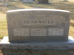 John A. Drinkwater