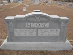Amelia <i>Albertson</i> Moore
