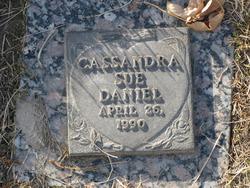 Cassandra Sue Daniel