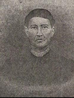 Martha Elizabeth Catherine <i>Bailey</i> Baber