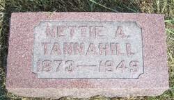 Nettie A. Tannahill