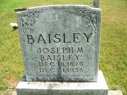 Joseph Martin Baisley