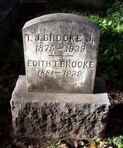 Thomas Jefferson Brooke, Jr