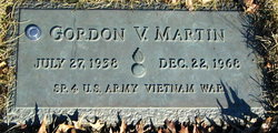 Gordon Vincent Martin