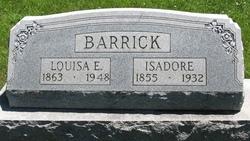 Isadore Barrick