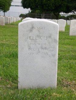 Ella J Byron