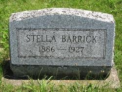 Stella Barrick
