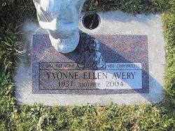 Yvonne Ellen <i>Hyde</i> Avery