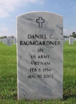 Daniel C Baumgardner