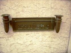 George J. Svoboda, Sr