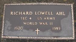 Richard Lowell Ahl