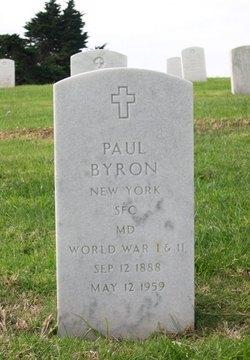 Paul Byron