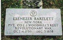 Ebenezer Seeley Bartlett