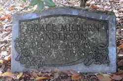 Grace Milburn Anderson