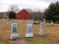 East Unity Cemetery