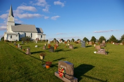 Marshall Lutheran Church Cemetery